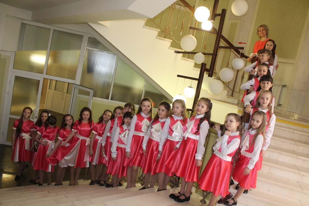 Межлународные конкурсы детских хоров